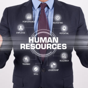 HUMAN RESOURCES TECHNOLOGY COMMUNICATION TOUCHSCREEN FUTURISTIC CONCEPT
